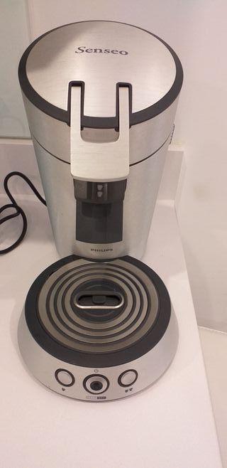cafetera Philips Senseo inox