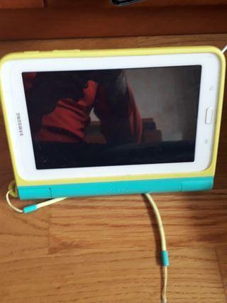 "tablet 7.0""samsung ideal para niños"