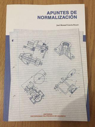 Apuntes de normalización