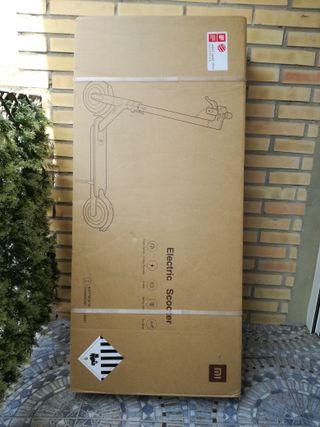 Patinete eléctrico MI M365 Negro 2019-Precintado