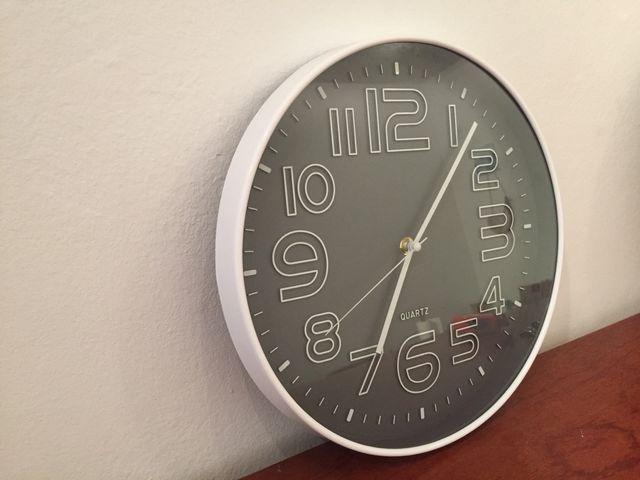 Reloj de pared Quartz a muy buen precio!