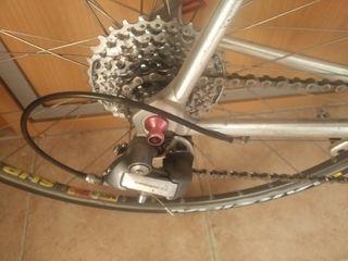 bicicleta de carretera talla 54 para 180
