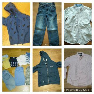 lote ropa niño 3-5 años