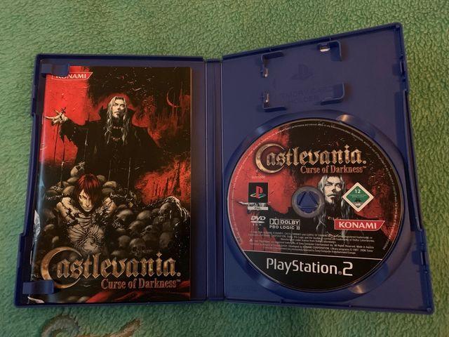 Castlevania curse of darkness ps2