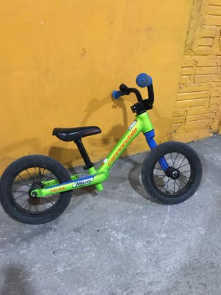 Bicicleta niño cannondale