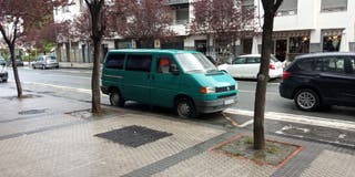volkswagen transporter 1995