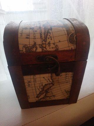 caja, baul