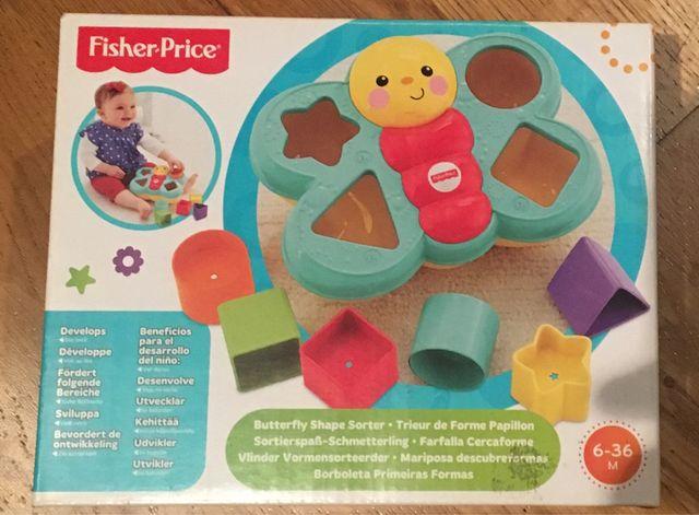 Lote 3 juguetes encajables como nuevos