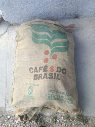 saco de café alpillera