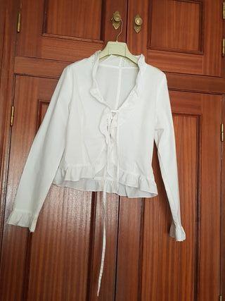 Blusa rociera
