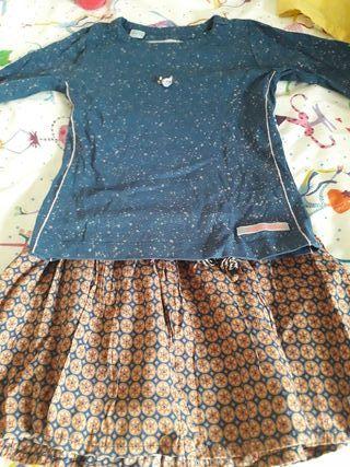 Conjunto ropa niña 3 años