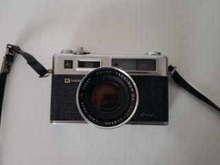 Cámara de fotos Yashica Electro 35