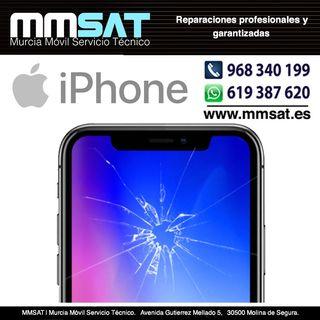 Reparar Teléfono Móvil iPhone en Murcia