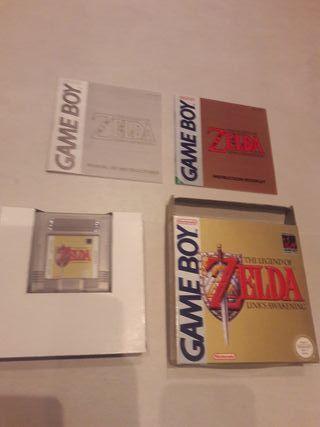 Zelda Game Boy