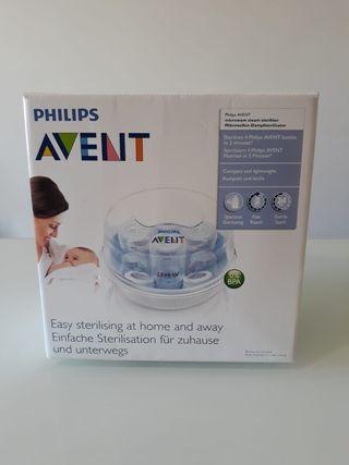 Esterilizador biberones Philips Avent
