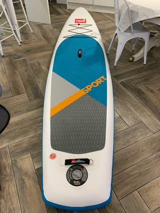 Tabla sup hinchable red paddle sport 12,6 nueva