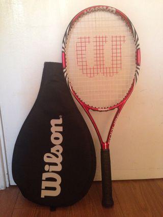 Wilson tennis racket 4 1/4. L2