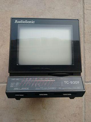 Tv vintage años 80