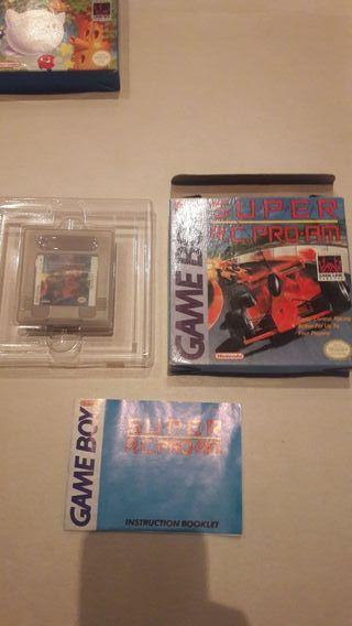 Super Pro Am Game Boy
