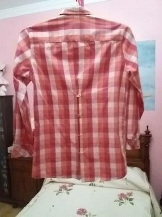camisa la caja talla 16 ñiña