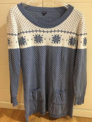 Jersey/vestido azul Southern&Co