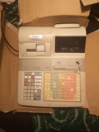 caja rejistradora casio