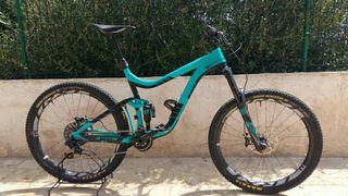 Bicicleta enduro Giant reing 1 27'5 2017