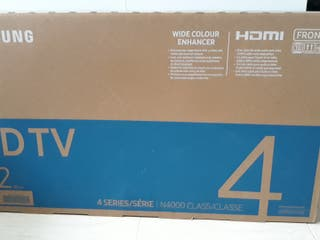 Tv Samsung 32 HD. Nueva.