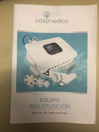 Máquina Multifuncion 4 en 1 Estética