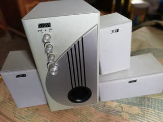 altavoces home cinema