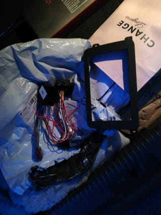 marco y cables para vw