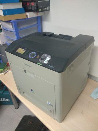 Impresora Láser color Samsung CLP-770ND