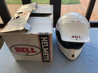 Casco Bell motocross vintage