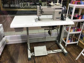 maquina de coser de triple arrastre