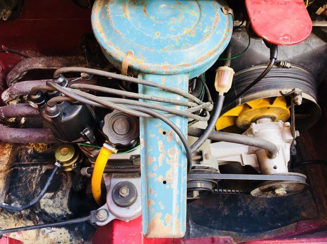 SEAT 850 1970