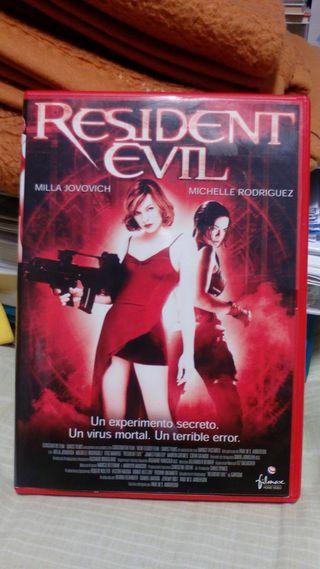 2DVD Resident Evil