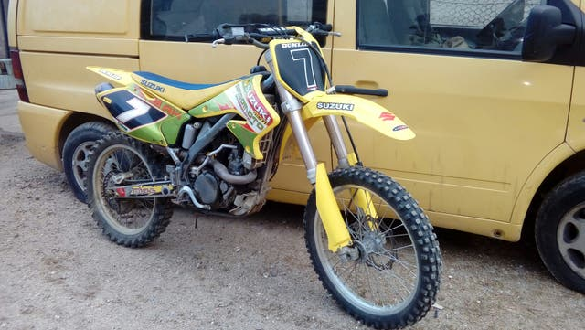 suzuki rmz250