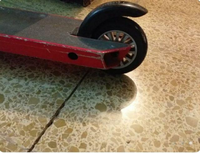 Se vende patinete scooter