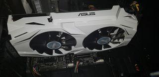1060 3GB nvidia Asus