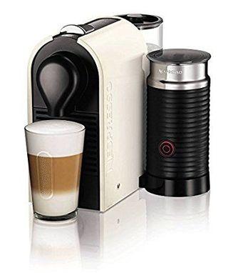 Nespresso U más aeroccino