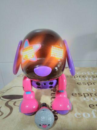 Perro Robot Zoomer Bizak