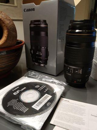 objetivo Canon 70-300