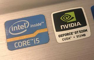 Portatil ASUS IceCool Core i5 8 GB Geforce