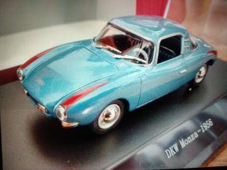 o DKW Monza 1956 1/43 de Starline