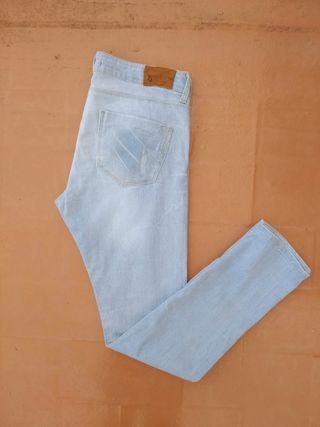 Tejanos t.42 mujer ZARA jeans skinny