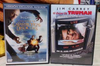 Pack Jim Carrey