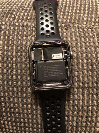 Vendo apple watch serie 1 para piezas