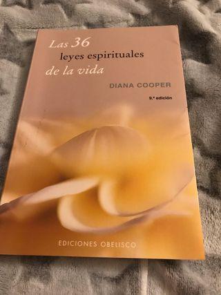 Libro Las 36 leyes espirituales de la vida