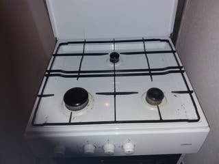 cocina a gas butano de gas ciudad blanca