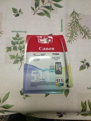tinta impresora canon pixma 511